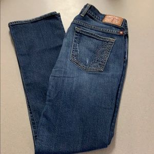 Lucky Brand / Women's Distressed Classic Rider